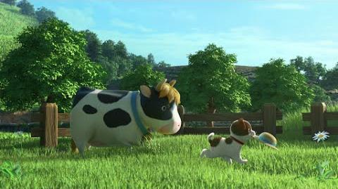 3DS『牧場物語 3つの里の大切な友だち』紹介映像第1弾