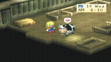 Cow (BTN) | The Harvest Moon Wiki | FANDOM powered by Wikia