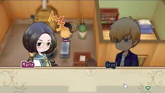 Gray and Marie Rival 1 (STORY OF SEASONS Friends of Mineral Town)