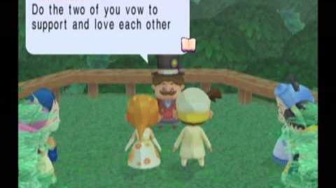 Ann's Wedding (Magical Melody)