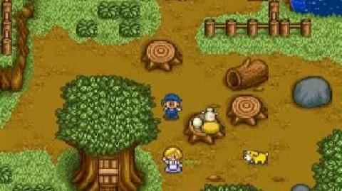 Harvest Moon Snes - Eve Ending