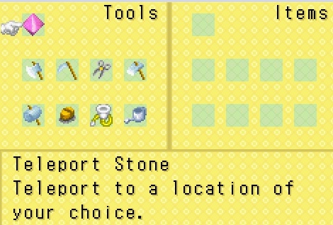 Teleport Stone (FoMT) | The Harvest Moon Wiki | FANDOM
