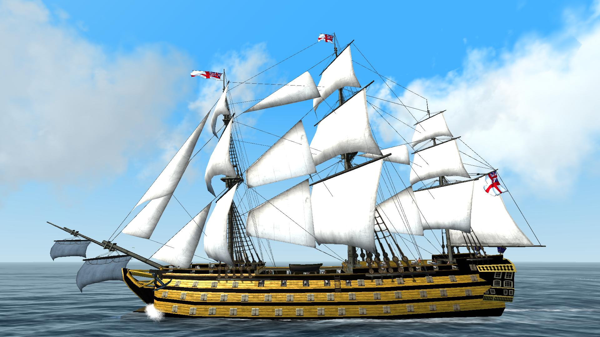 Largest Cargo Ship >> HMS Victory | HNG The Pirate Series Wiki | Fandom