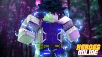 Heroes Online Roblox Wiki Fandom