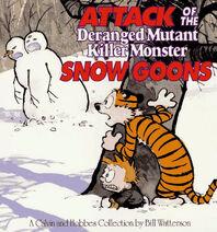 Атака снеговиков-убийц