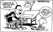 Calvin and bill