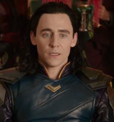 Loki shocked