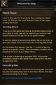 Watch Tower Description 2 Kingdoms of Middle Earth.PNG
