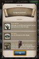 Tutorial Level Up Kingdoms of Middle Earth.PNG