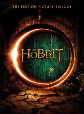 The Hobbit trilogy dvd cover