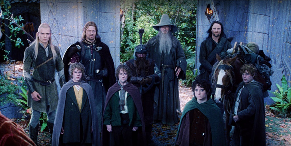 Fellowship of the Ring (Group) | Middle-Earth Films Wiki | Fandom