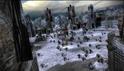 393px-Dwarves at the Ruin City of Fornost