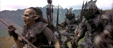 Goblins at the siege of moria