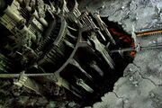 Barad-dur Dark Tower Sauron II large