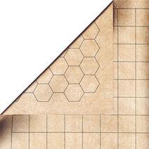 Hex squares double