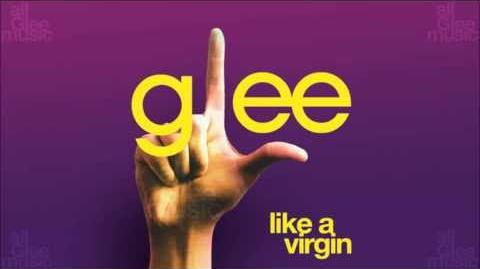 Like A Virgin - Glee -HD FULL STUDIO-