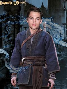 Elementals Liam