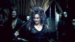 Death Eaters enter Hogwarts Castle