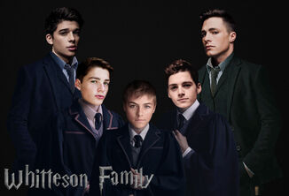 Whiteson Family