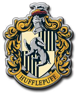 Hufflepuff-crest