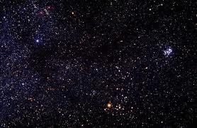 Starry skie