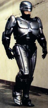 RoboCop's Body