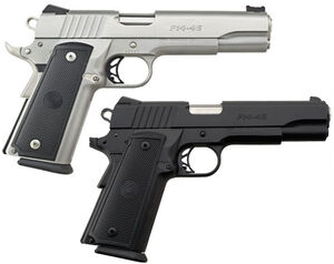 JR's pistols