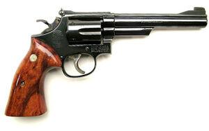 Loomis' revolver