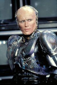 Robocop regains his humanity