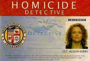 Kerry's ID