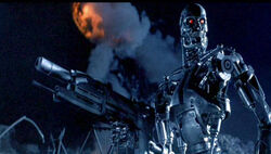 Terminator battle