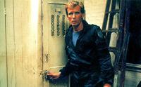 Alex Murphy before Robocop