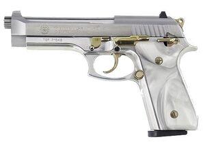 Loomis' pistol