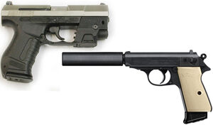 The PPKS and P99