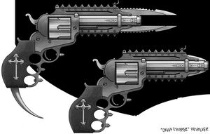 Creep Stoppers revolvers