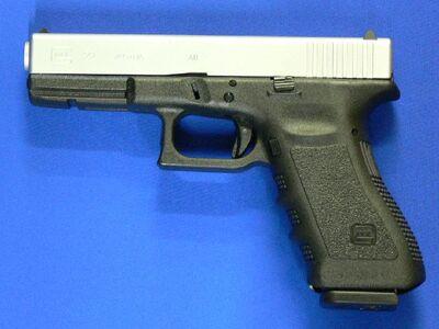 Custom Glock .40