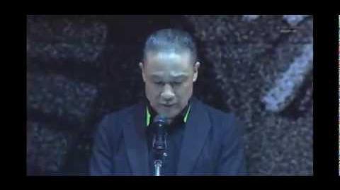 ギレンの演説【実写版】ギレン・ザビ演説 ~ガルマ国葬~ 生アフレコ