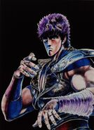 Kenshiro, The Savior of the Last Century and the World's Strongest Man