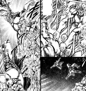 Tenshō Hyakuretsu Ken (manga)