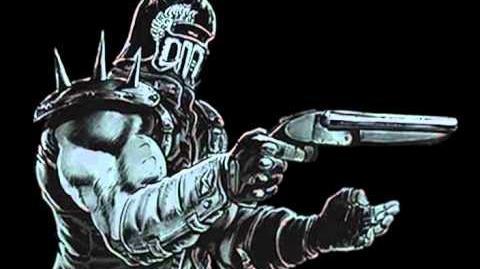 北斗の拳2 挿入歌 01 KILL THE FIGHT