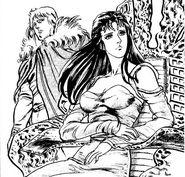 Yuria and Shin