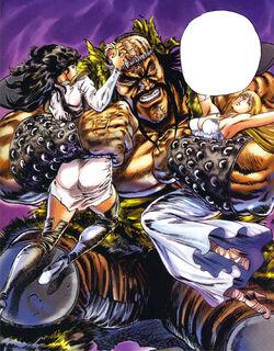 Kiba Daioh (manga)