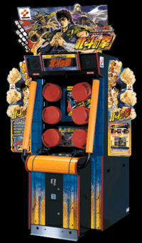 Punch Mania cabinet