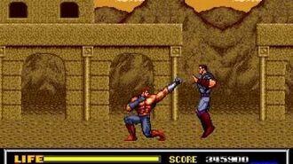 Mega Drive Longplay 192 Hokuto no Ken