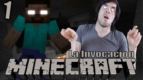 HEROBRINE - Minecraft La Invocación (1)