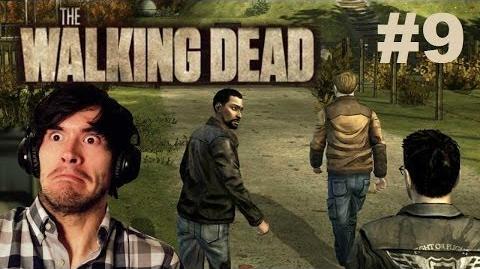 FAMILIA ENFERMA!! D: - The Walking Dead - Parte 9
