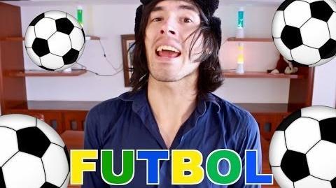 El Mundial De Futbol Hola Soy German