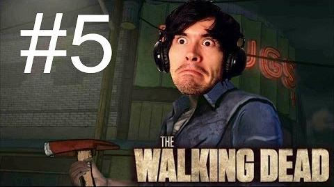 ADIOS CHINO The Walking Dead Parte 5-0