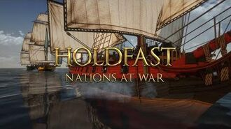 Holdfast Nations At War - Ahoy! Aboard The 50 Gun Frigate