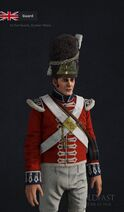 1st Foot Guards, St